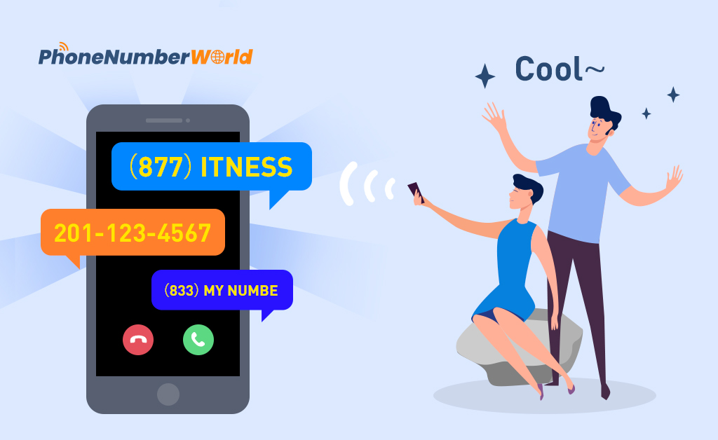 How to Generate a Vanity Phone Number, Impressive but Cheap